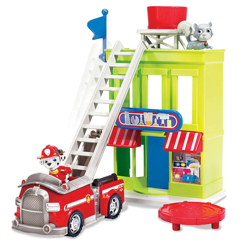 Paw Patrol Marchalls Adventure Bay Townset