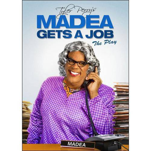 Tyler Perry's Madea Gets A Job: The Play (With INSTAWATCH) (Widescreen)