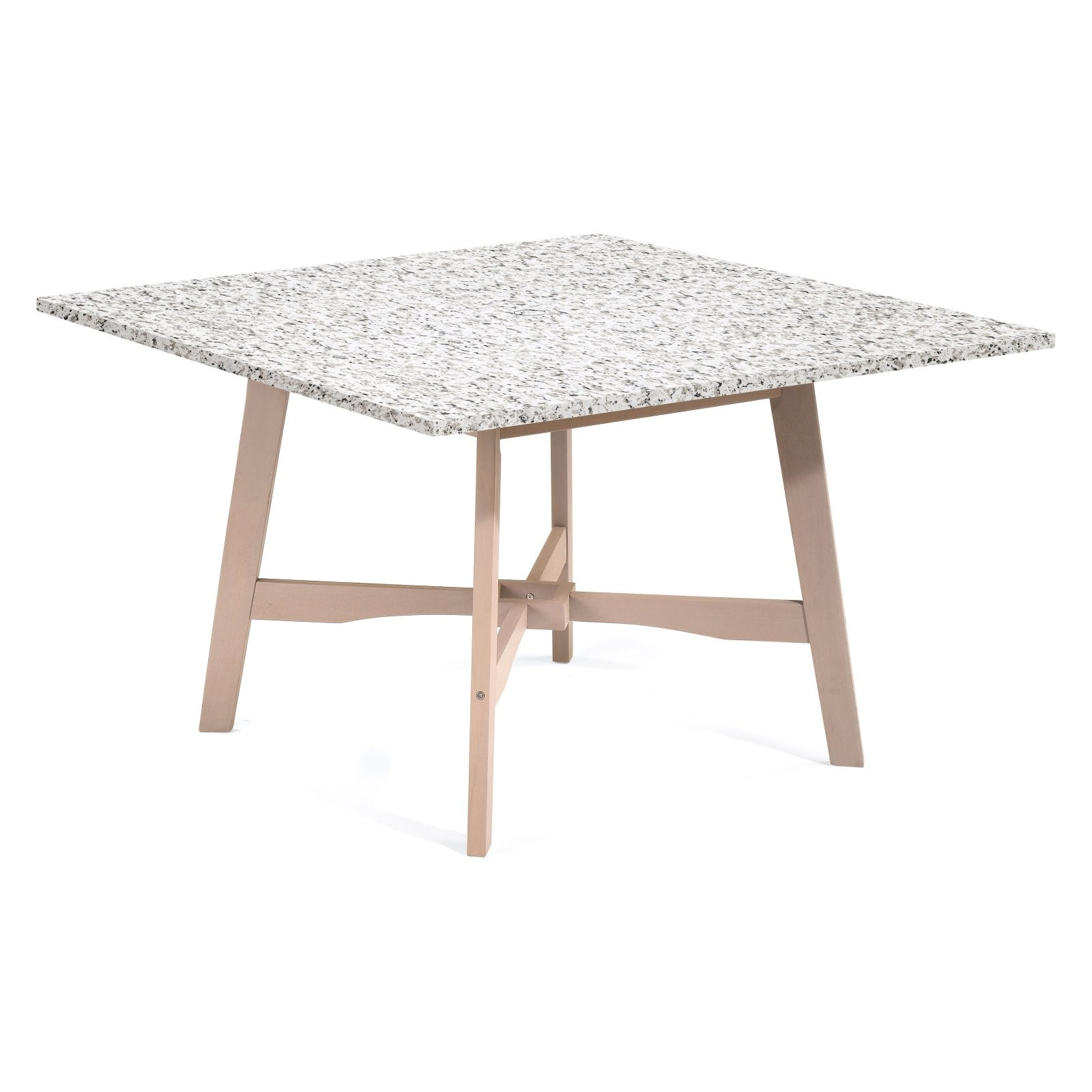 Oxford Garden Wexford 48 in. Lite-Core Patio Dining Table