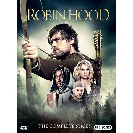 Zephyr Europa Series Hoods - Robin Hood: The Complete Series DVD