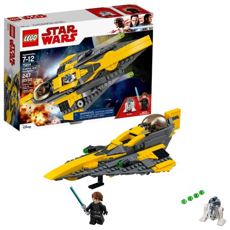 LEGO Star Wars TM Anakin's Jedi Starfighter™ - Anakin As A Kid