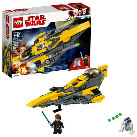 LEGO Star Wars TM Anakin's Jedi Starfighter 75214