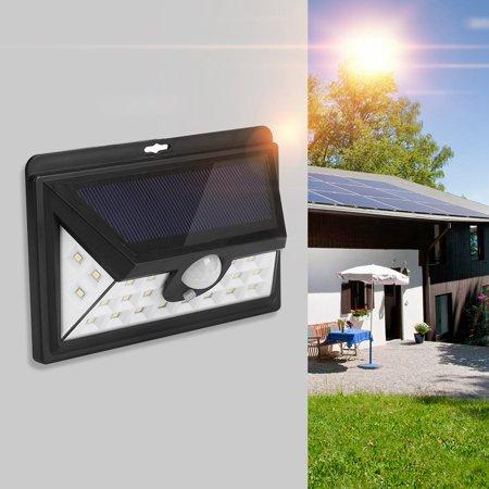 Yosoo 24led Outdoor Solar Powered Security Motion Sensor