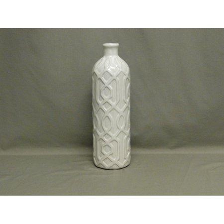"""12"""" White Home Decor Vase, 1 Each"""