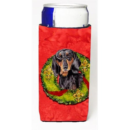 Carolines Treasures SC9099MUK Dachshund Michelob Ultra bottle sleeves For Slim Cans - image 1 of 1