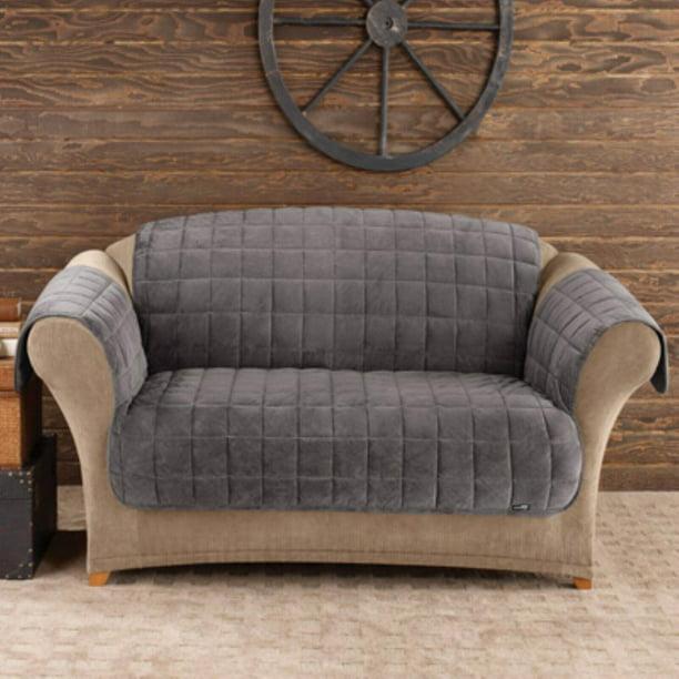 Sure Fit Deluxe Pet Cover Sofa, Sure Fit Pet Furniture Cover