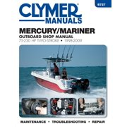 Mercury/Mariner 75-250 HP Two-Stroke 1998-2009 : Outboard Shop Manual