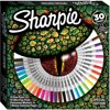 Sharpie Permanent Markers, Special Edition, Assorted, 30 Count plus Bonus Coloring Pages
