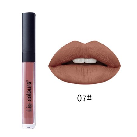 Waterproof Long Lasting Vampire Style Makeup Lipstick Lip Gloss