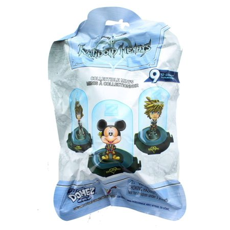 Kingdom Hearts Domez Blind Bag Collectible Minis - One Random