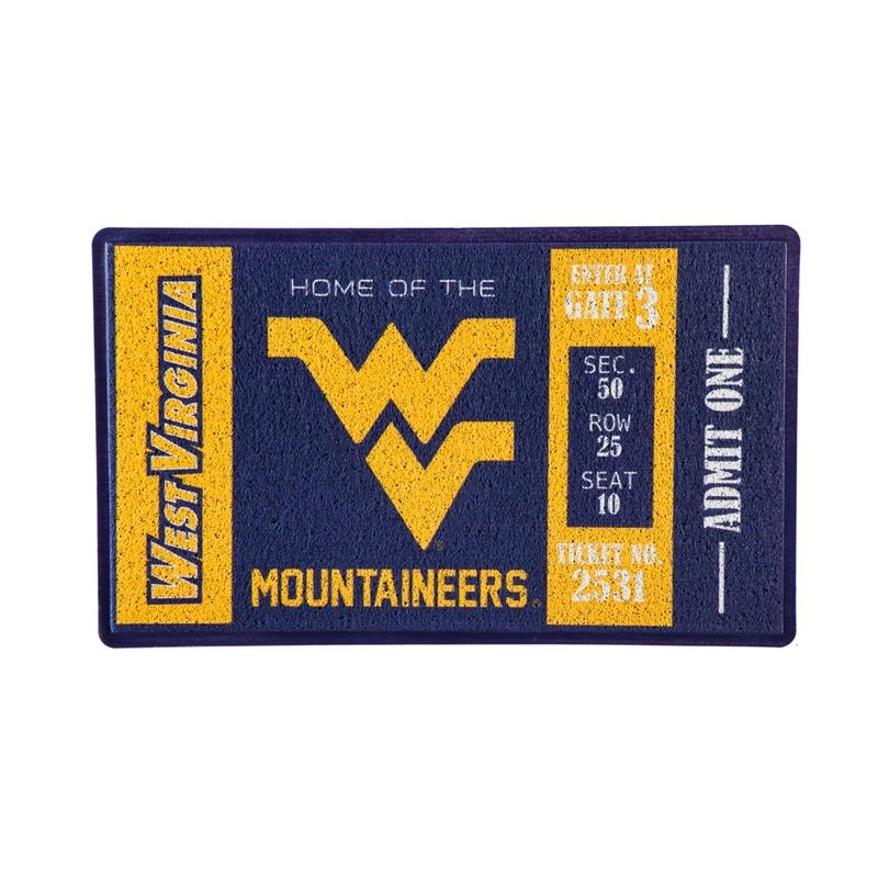 Turf Mat, West Virginia University