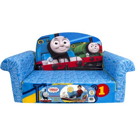 Marshmallow 2-in-1 Flip-Open Sofa, Thomas & Friends