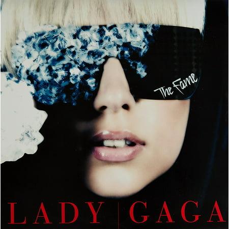 The Fame [Vinyl] By Lady Gaga Format: Vinyl](Lady Gaga Lightning Bolt Makeup)