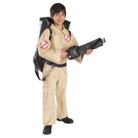 Classic Ghostbusters Costume for - Childs Ghostbuster Costume