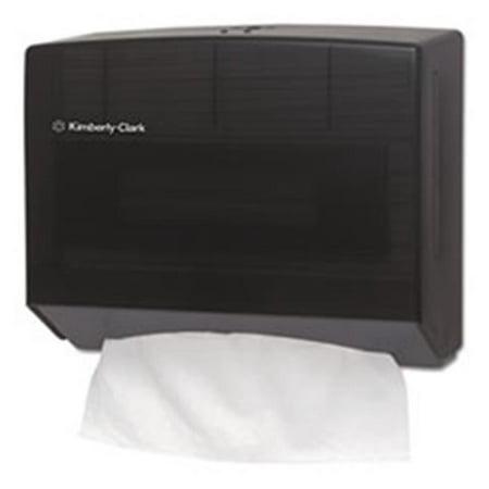 Kimberly Clark Consumer 09215 Scottfold Towel Dispenser  44  Smoke