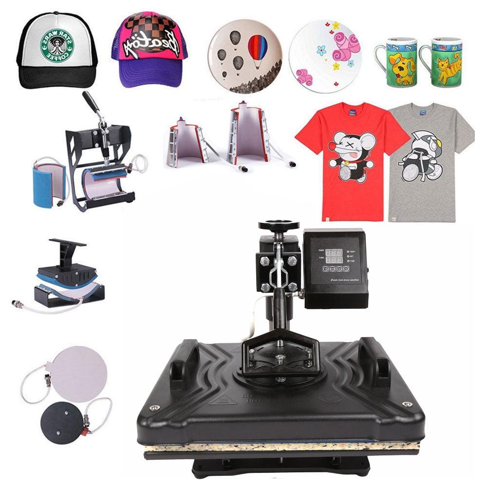 Penton Audio USA eWarehouseDirect 8 in 1 Heat Press Machi...