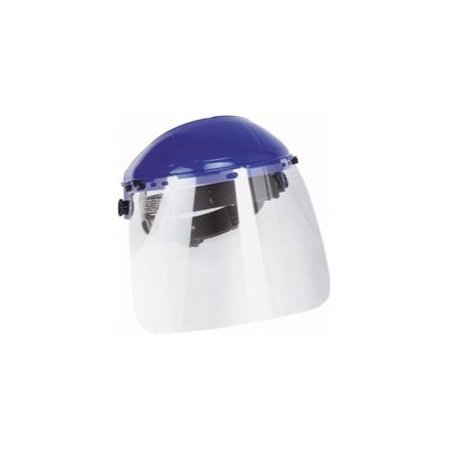 Grinding Face Shield - Firepower 1423-4175 Grinding Shield With Clear Visor, 8