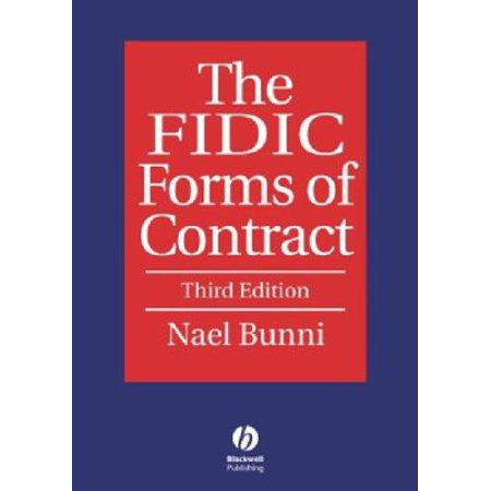The FIDIC Forms of Contract (Hardcover)