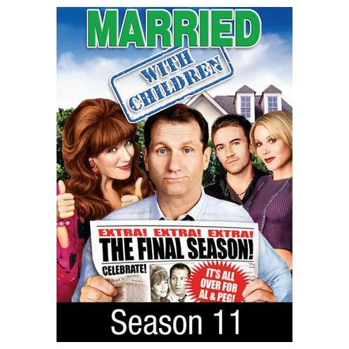 Married with Children: Requiem for a Chevyweight (Part 1 of 2) (Season 11: Ep. 7) (1996)
