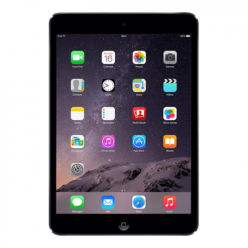 Refurbished iPad Mini 2 Retina Display Wifi Space Gray 16GB (ME276LL/A)(2013)