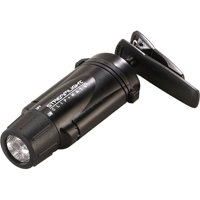Streamlight Clipmate Flashlight with Three White LEDs (Black)