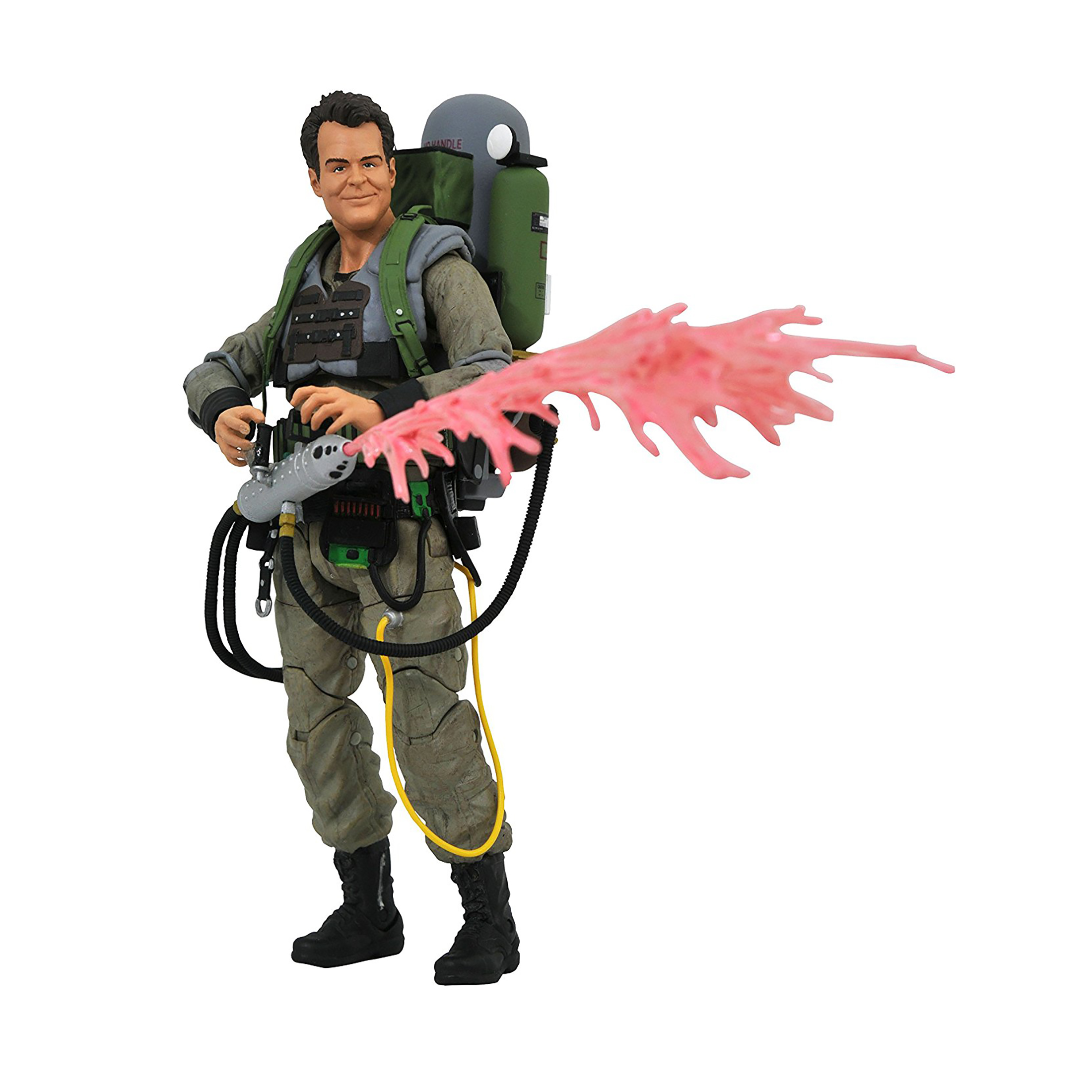 Ghostbusters 2 Select Series 8 Winston Zeddemore Action Figure