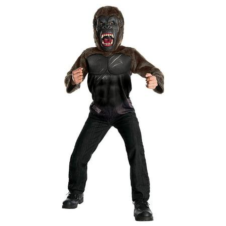 Deluxe King Kong Kids Costume - image 1 de 1