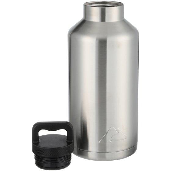 650e5bcabb9 Ozark Trail 64oz Double Wall Stainless Steel Water Bottle
