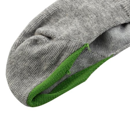 Women Men Running Exercise Low Cut Breathable Sports Casual Socks Gray Pair - image 1 of 5