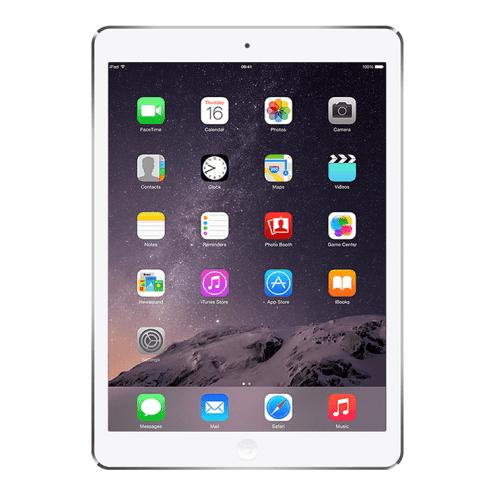 Refurbished Apple iPad Air 1st Gen WiFi Silver 64GB (MD790LL/A)(2013)