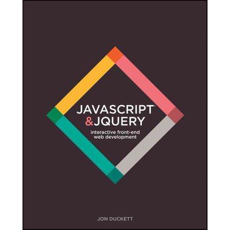 Javascript   Jquery  Interactive Front End Web Development