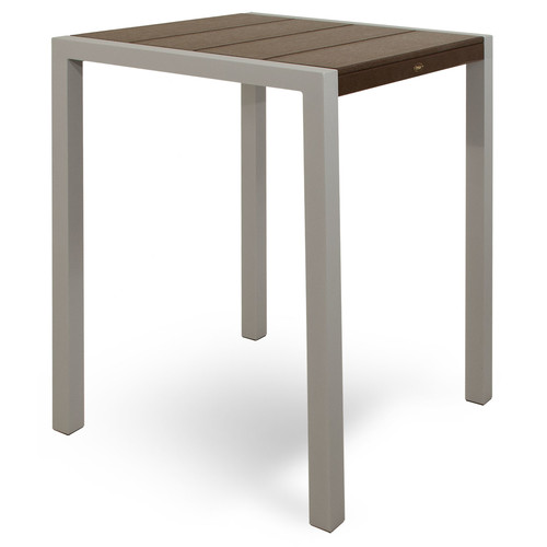 Trex Outdoor Trex Outdoor Surf City Bar Height Dining Table