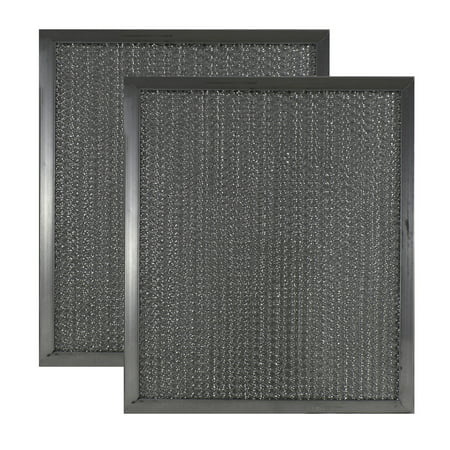 2 PACK 88150 Caloric Range Hood Aluminum Grease Filter Replacements by Air Fi...