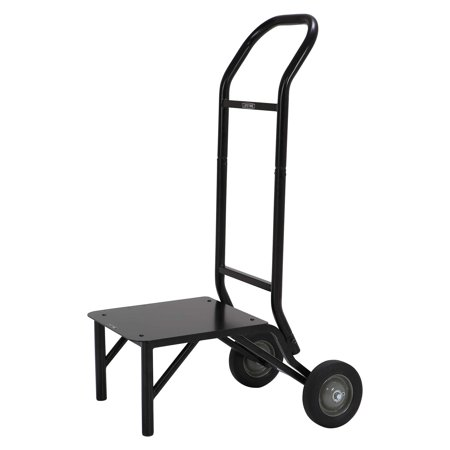 Lifetime Stacking Chair Dolly for Chair Transport, Black