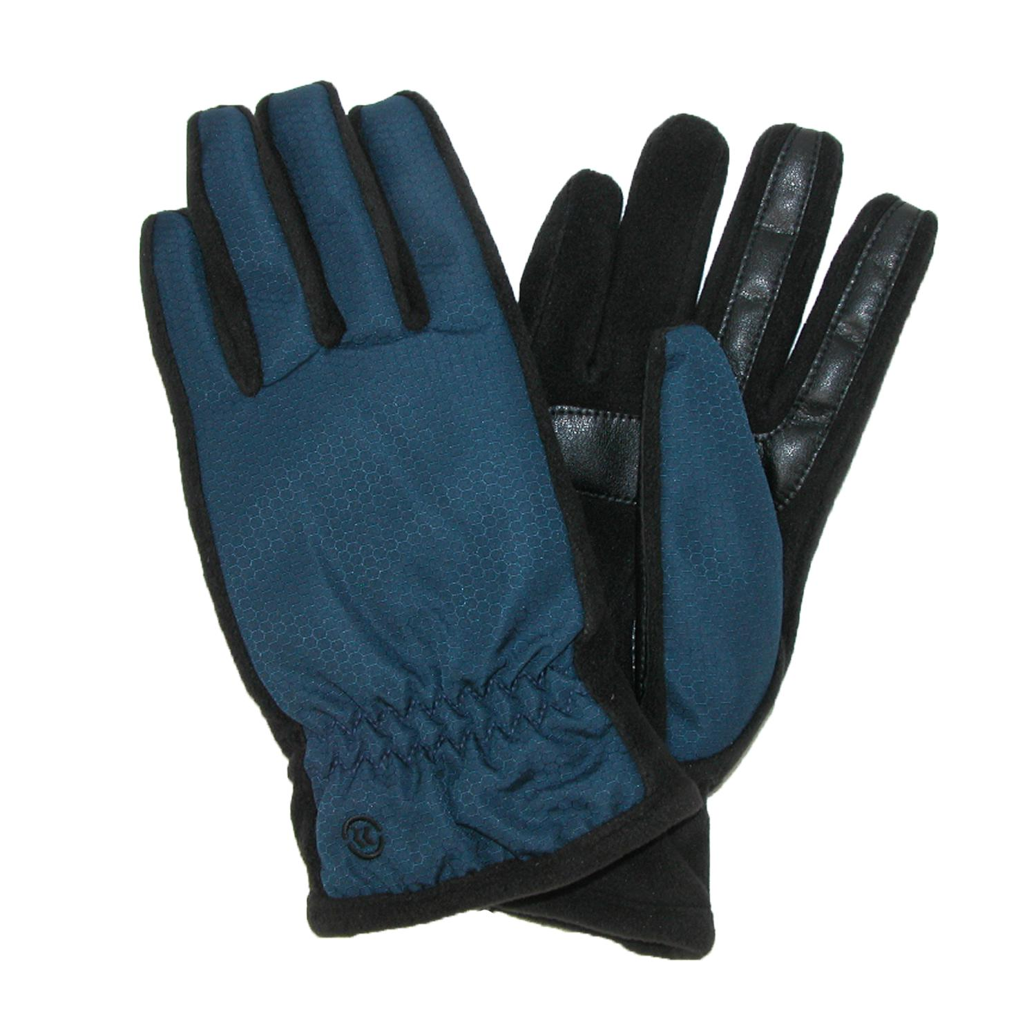 Isotoner  Women's Nylon SmarTouch Winter Texting Gloves