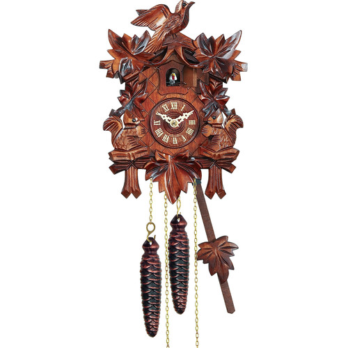Alexander Taron Engstler Weight Driven Cuckoo Wall Clock