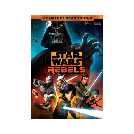 Star Wars Rebels: Complete Season Two (DVD) - Halloween Wars Season 1 Cast