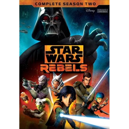Star Wars Rebels: Complete Season Two (DVD)