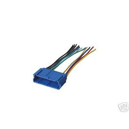 Stereo       Wire    Harness    Oldsmobile       Alero    99 00 2000  car    radio