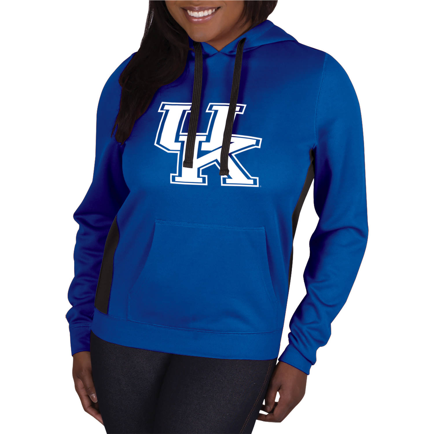 NCAA Kentucky Wildcats Ladies Synthetic Pullover Hood