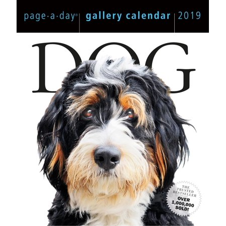 - Dog Page-A-Day Gallery Calendar 2019 (Other)
