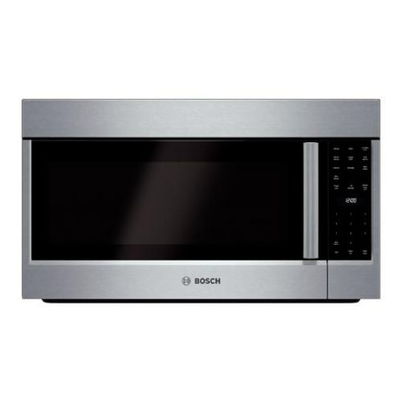 HMV5052U 500 Series 30 Wide Over-the-Range Microwave with 385 CFM Exhaust Capacity 1100 Cooking Watts Auto-Reheat Adjustment Feature Auto-defrost Timer in Stainless Steel The precisely designed OTR microwave is a perfect match for the Bosch slide-in range Seamless venting makes your clean up easier than ever Having a movie or TV night The popcorn program will pop your corn with ease Just enter the bag size and let the. - For more details contact us.