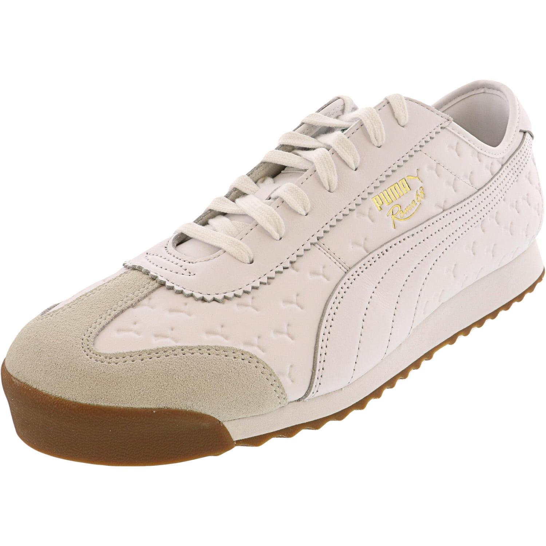 Puma Men's Roma 68 Gum White / Ankle