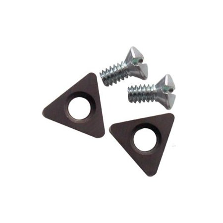Ammco Negative Rake Carbide Insert, (Pack of 2) 69142