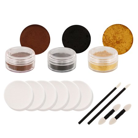 BRONCOS Football Basketball FACE PAINTING SET Paint WM