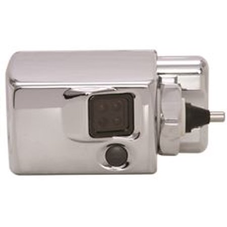 Premier Commercial Autoflush Sidemount With Courtesy Flush Button  Metal