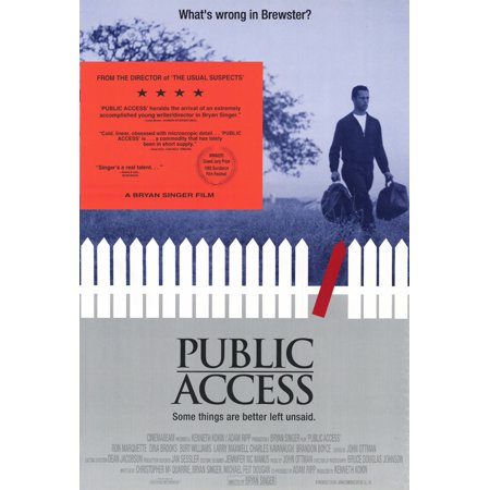 Halloween Public Access (Public Access POSTER Movie)