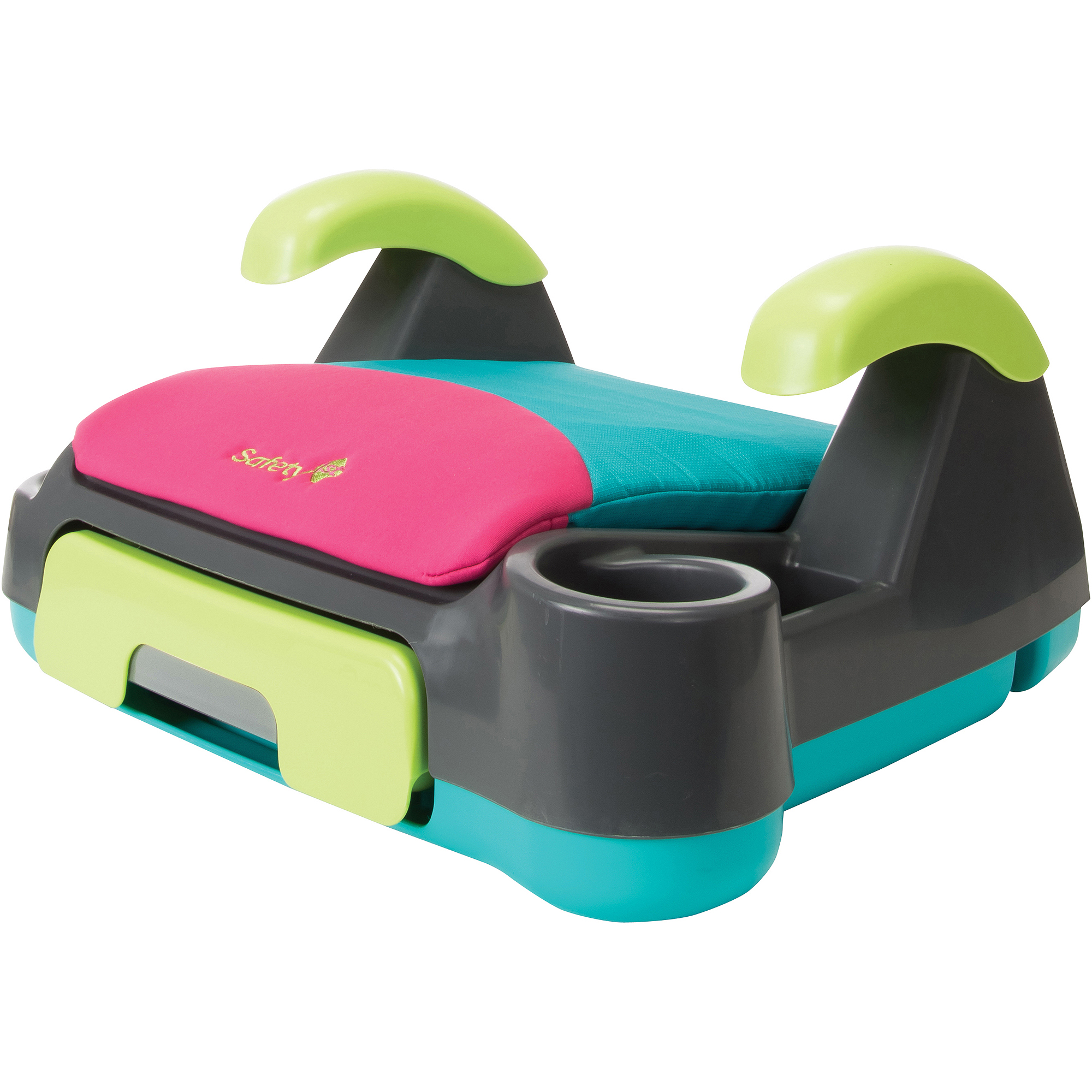 Safety 1st Store 'N Go No-Back Booster Car Seat, Fruit Punch