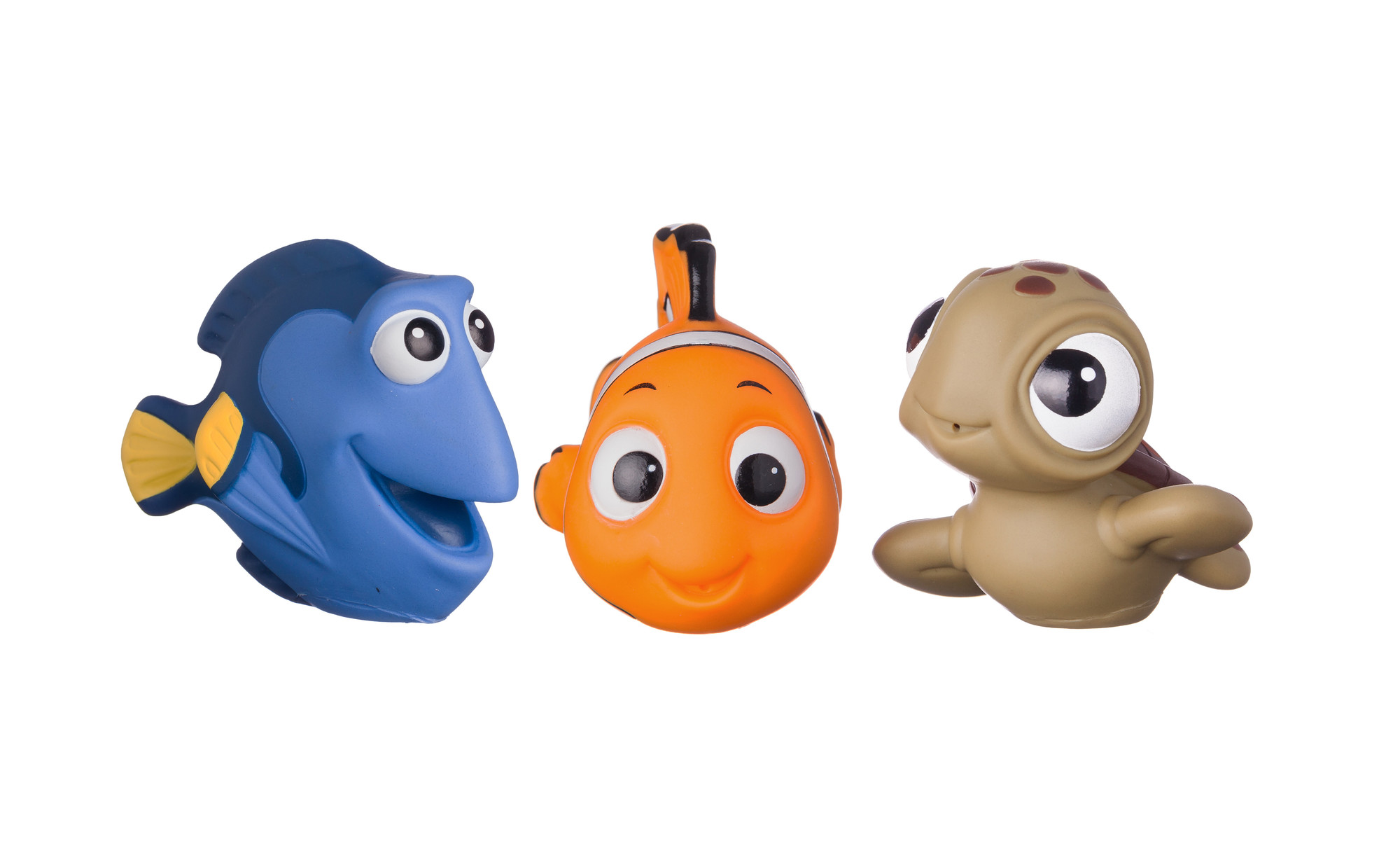 The First Years Disney Pixar Finding Nemo Bath Squirt Toys, 3 Pack ...