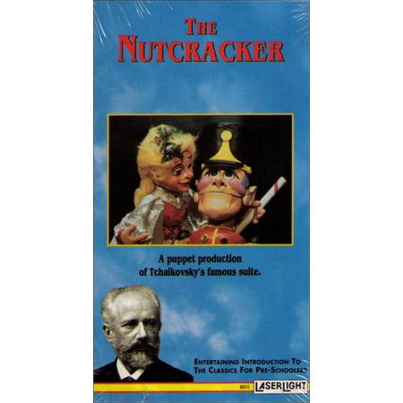 Nutcracker (1991) Vintage VHS Tape